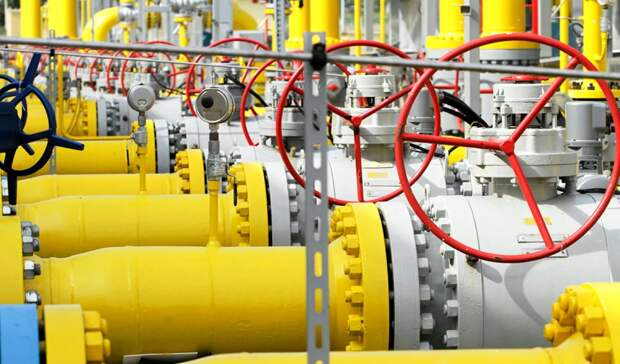 Импорт газа Украиной изЕСпревысил рекорд 2014 года