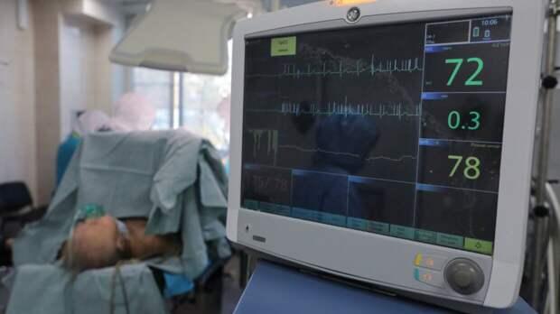 Журналист из Индии скончался от COVID-19 в ожидании скорой помощи