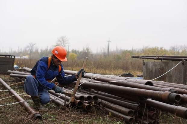 Новый водовод в Симферополь надеются протянуть раньше срока