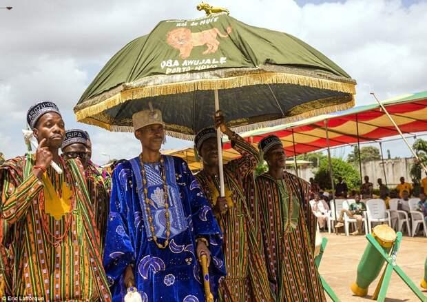 Короли Бенина