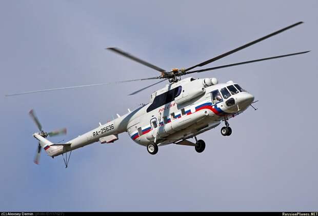 Новые госзаказы на Ми-8