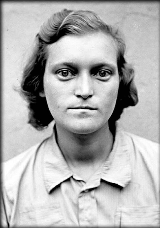 Ирене Хашке (Irene Haschke) (10 лет заключения)