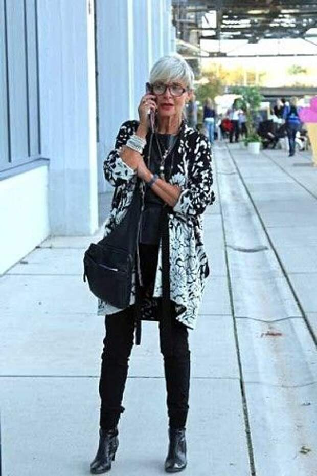 Street Style 50-летних (трафик)