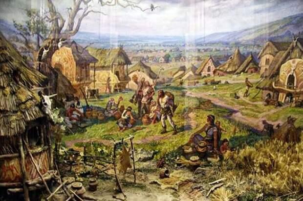 Трипольская культура: мифы и реальность.