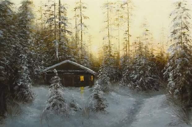 художник Ирина Попова картины – 05
