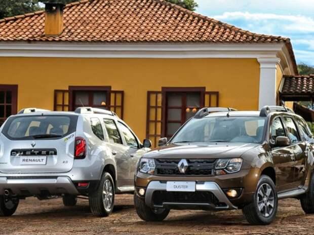 Renault показала обновленный Duster (ВИДЕО)