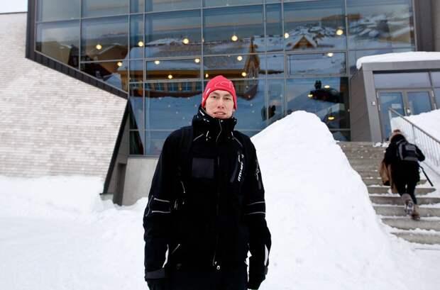 Жители Гренландии о России и русских