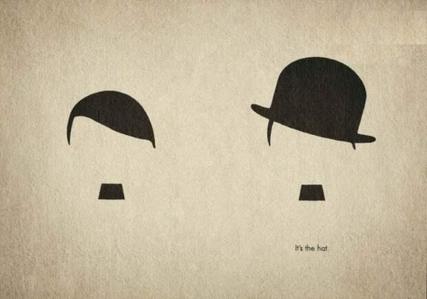 16 примеров креативной минималистичной рекламы