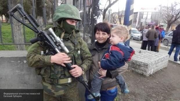 Россияне ответили Кучме на слова о стрельбе в «вежливых людей» в Крыму