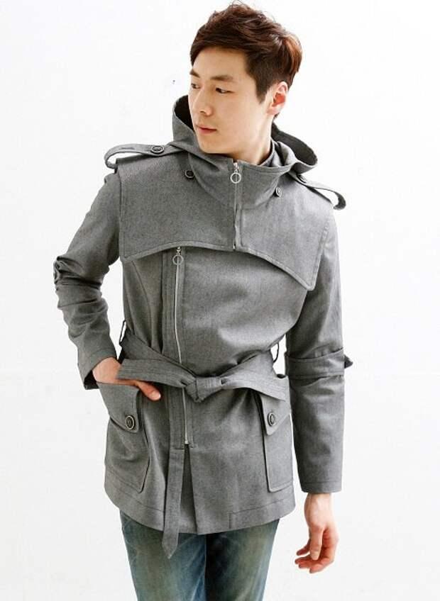 Одежда для современных самураев