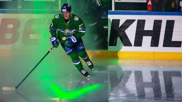 Молодой игрок из Уфы подписал идеальный контракт с клубом НХЛ. Амиров в «Торонто», но 2 года может играть в России