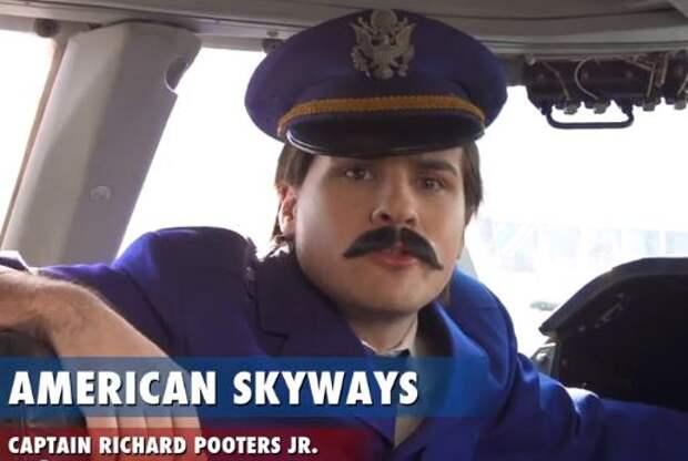 Самолет, самолет, возьми меня в полет Или правила авиабезопасности в песнях, танцах и сказках