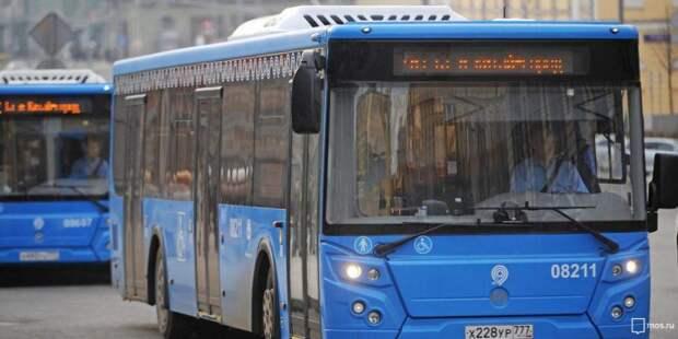 Маршрут автобуса, проходящий через Дмитровку, стал одним из самых востребованных