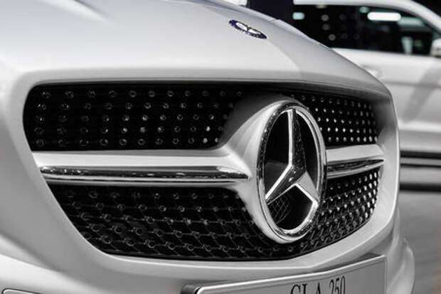Daimler отзывает в России небезопасные автомобили Mercedes-Benz