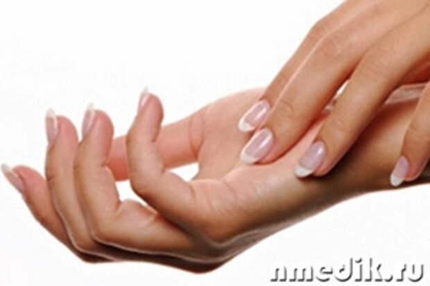 ЗДРАВОТДЕЛ. Как вылечить трещины на пальцах рук