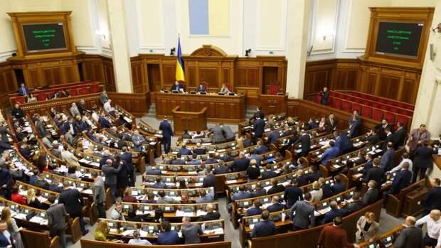 Заседание Рады закончилось дракой из-за слов Потураева о расправе над ОПЗЖ
