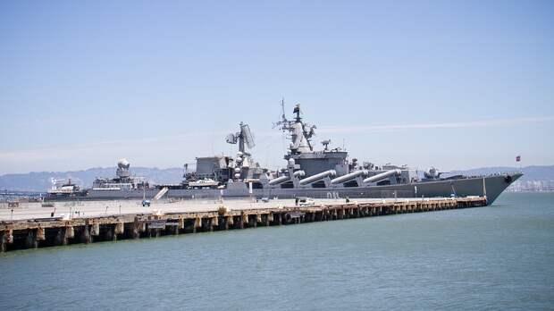 США готовы блокировать военно-морскую базу РФ