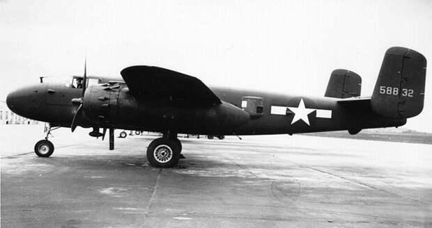 Загадка мистически пропавшего бомбардировщика В-25