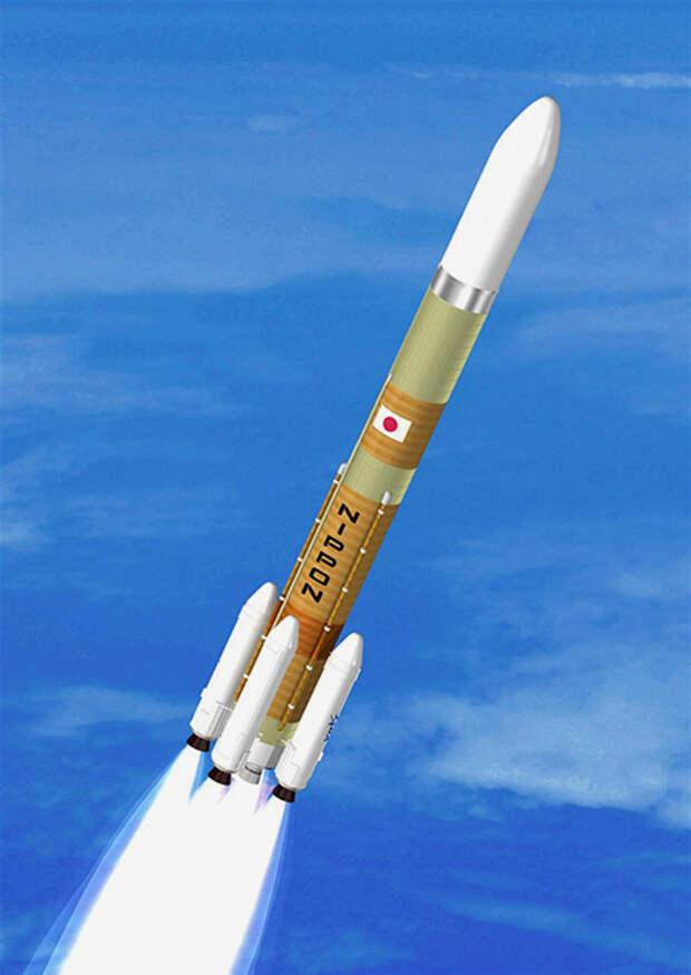 Японская тяжелая ракета H3