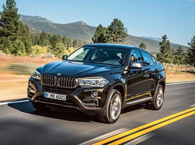 Новый BMW X6: философия малых дел