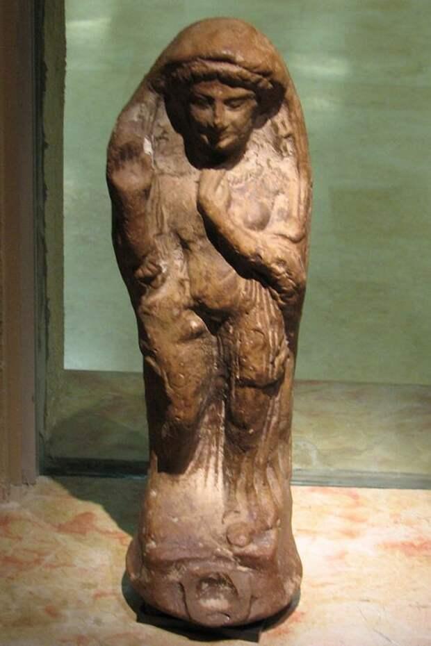 Ашера — жена бога Яхве
