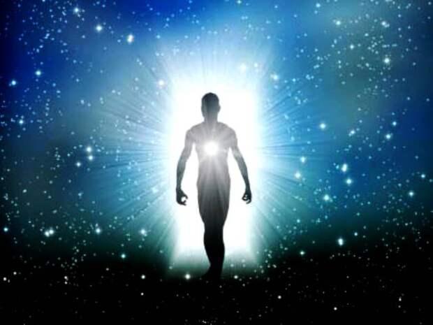 Смерть это лишь иллюзия, созданная нашим сознанием