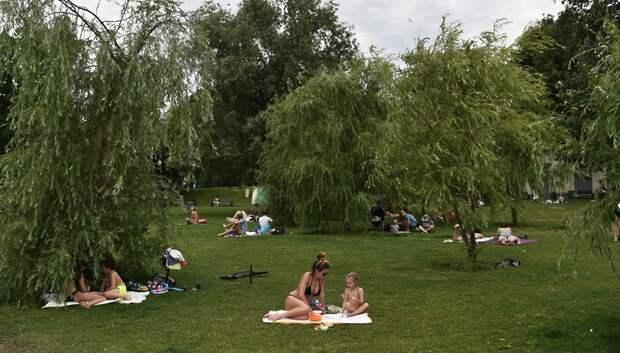 Жителей Московского региона предупредили о жаре и грозе 5 июля