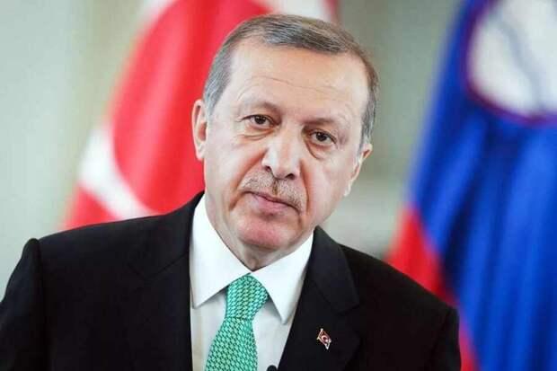 Президент Турции приветствует решение России возобновить авиасообщение с Турцией