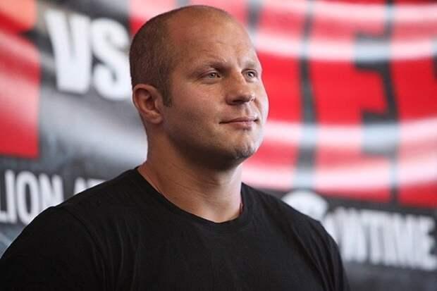 Фёдор Емельяненко