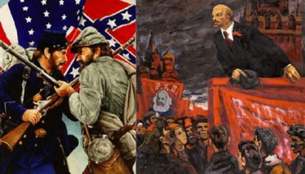 Глобалисты готовят Америке 1917-й год