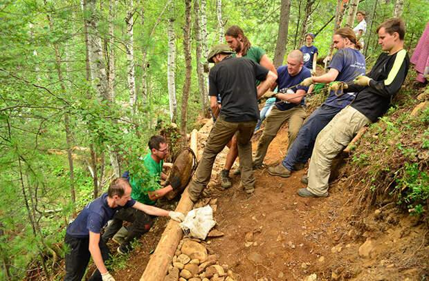 Волонтерство в России, или Отдых со смыслом