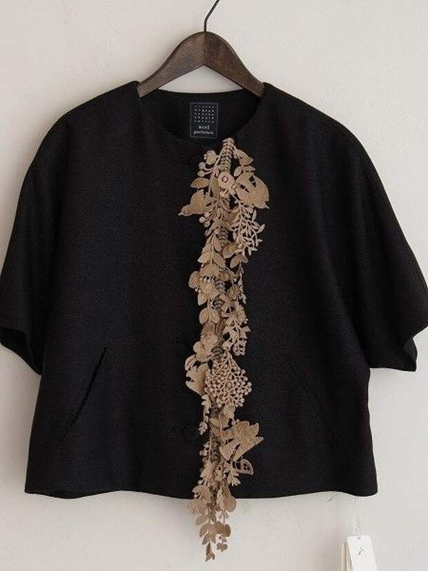 Блузки с кружевом (подборка)