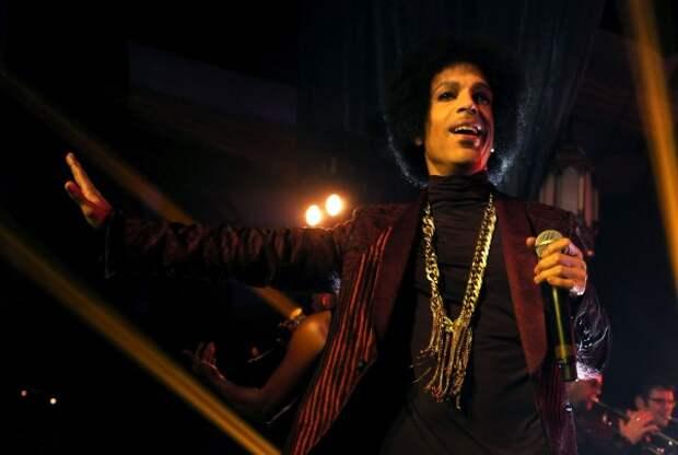 В одной из тюрем США объявился наследник погибшего певца Принса