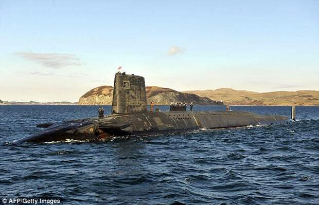 Mr Putin seeks to acquire the 'acoustic signature' made by the Vanguard submarines that carry Trident nuclear missiles, which could have 'serious implications', a new report will claim