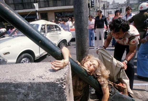 Документируя смерть: пронзительные работы мексиканского репортера