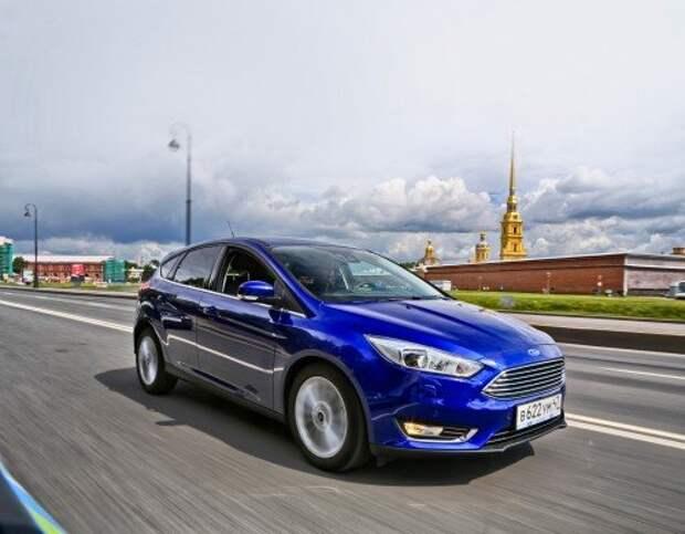Ford Focus. Производство Россия. В продаже с августа 2015 года. От 710 000 рублей.