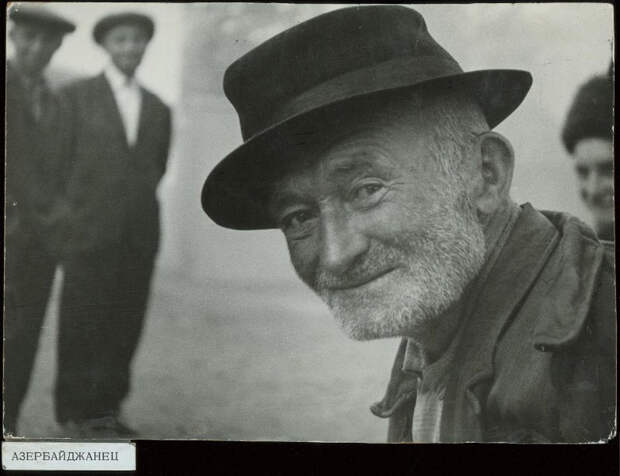 Снимки 1960-70-х годов фотографа-этнографа Георгия Аргиропуло 13