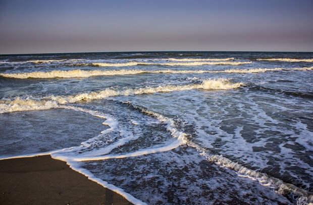 Внимание, опасность: море в «клеточку»!