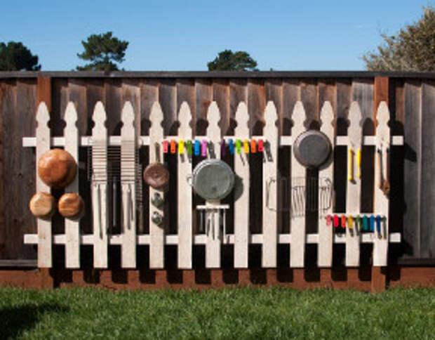 Детский рай на даче. 15 гениальных идей