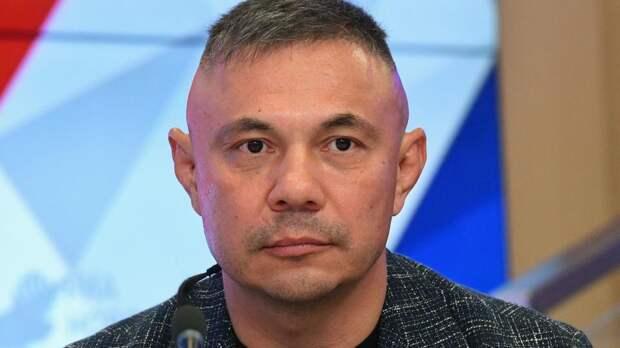 Костя Цзю озвучил условие для проведения боя его сына в России
