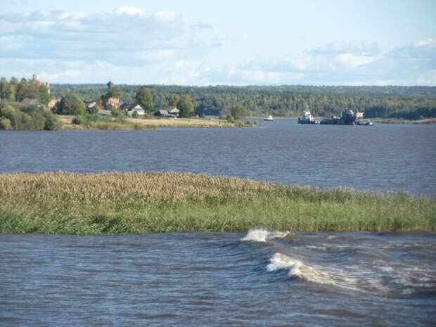 Путешествие по Волго-Балтийскому каналу