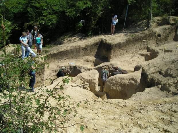 Скифы, сарматы, германцы: журналисты побывали на Опушкинской археологической экспедиции