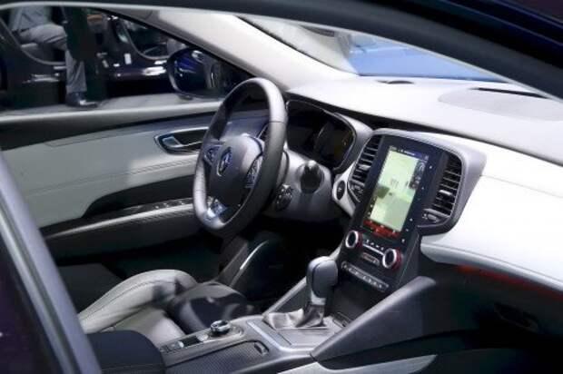 Renault Talisman превратился в универсал