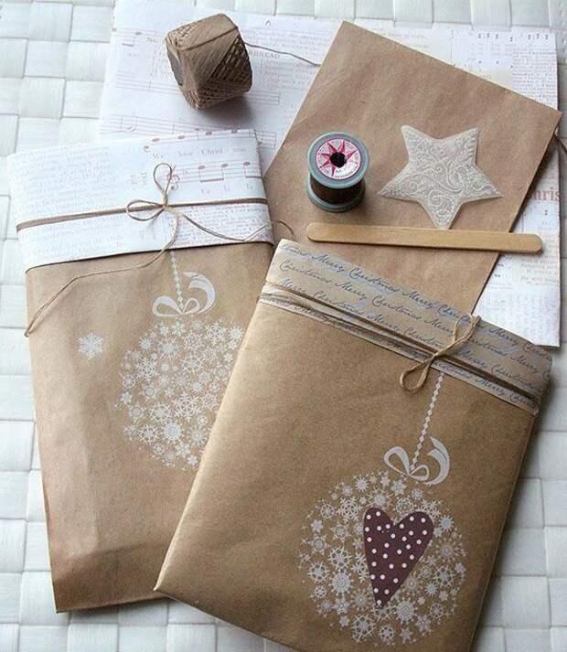 Нарисованная упаковка (подборка)
