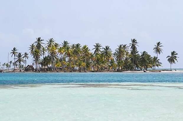 Острова Сан Блас, Панама