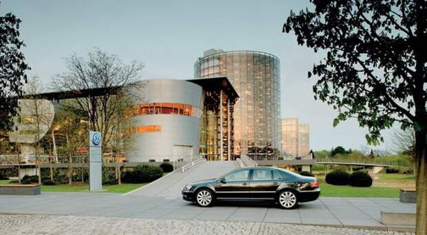 Фабрику VW в Дрездене превратят в развлекательный центр