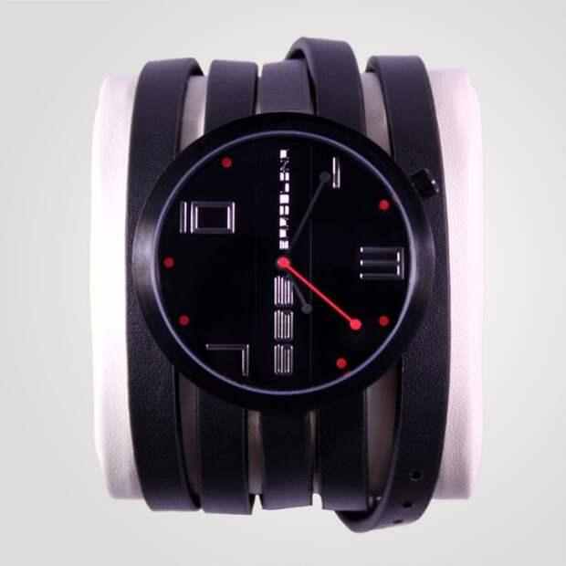 Самые необычные модели наручных часов дешевле 10 000 рублей