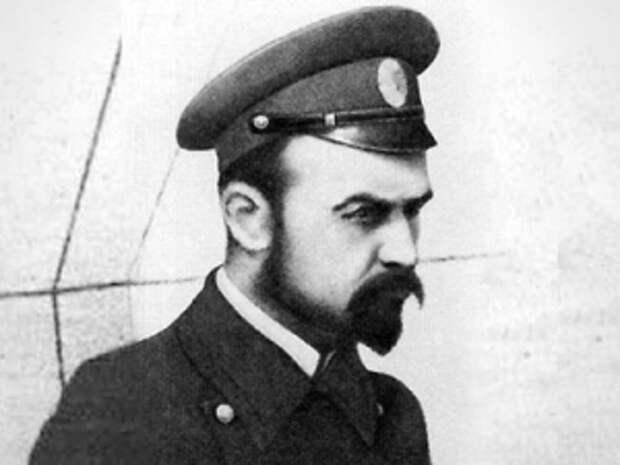 Первый в Советской России смертный приговор