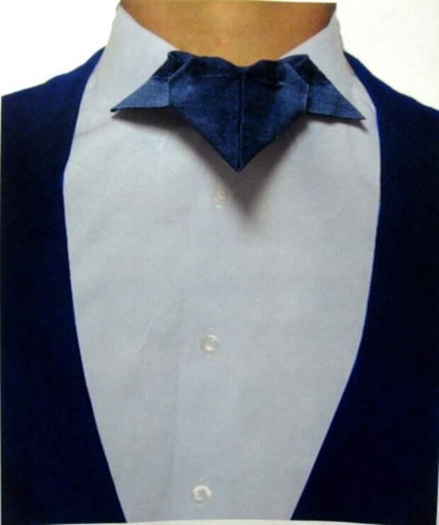 Вместо галстука- (подборка)