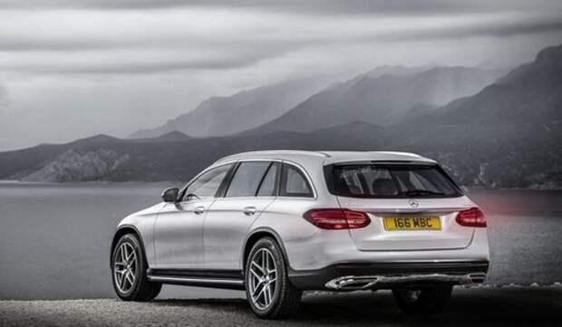 Daimler выпустит конкурента Audi A6 allroad quattro